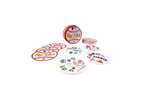 Spot It! MLB Edition Baseball Party Card Game | Gift Guide ...