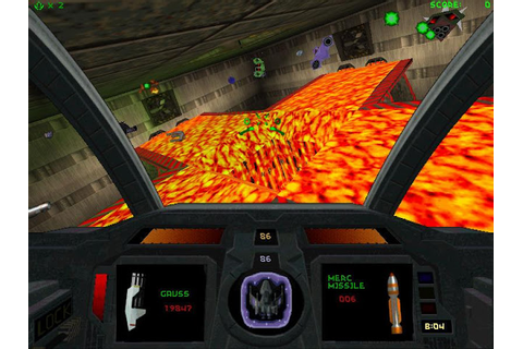 CONTACT :: Descent II full game free pc, download, play ...