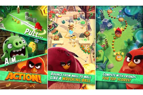'Angry Birds Action!' Is Actually Pretty Damn Good ...