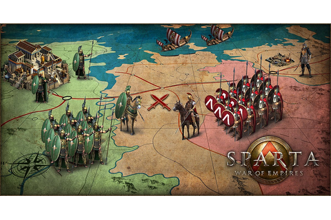 Sparta: War of Empires – Kings Of Games