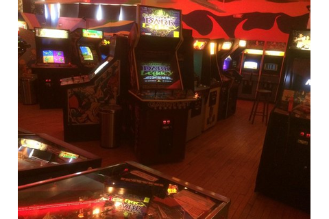 Pole Position! - Picture of Robot City Games, Binghamton ...