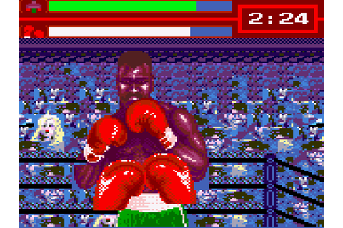 Evander Holyfield's Real Deal Boxing Download Game ...