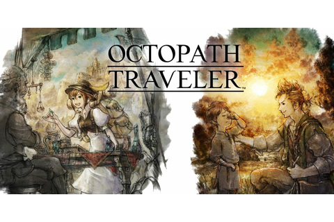 Octopath Traveler Rating, Game Details and Release Date