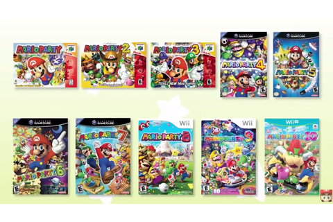 Mario Party: The Top 100 is coming to the Nintendo 3DS on ...