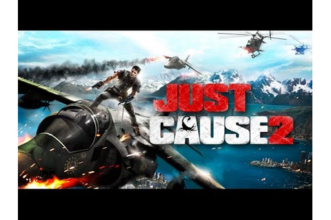 Just Cause 2 All Cutscenes HD GAME - YouTube