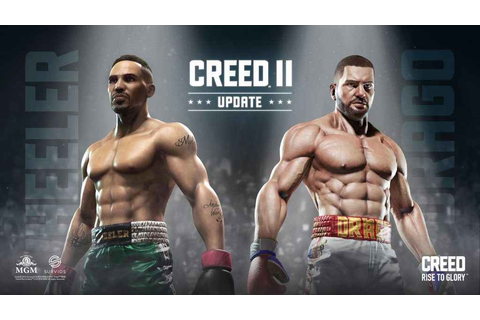 CREED: Rise To Glory DLC Features Two New Fighters ...