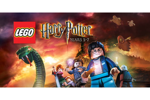 LEGO® Harry Potter: Years 5-7 | Nintendo DS | Games | Nintendo