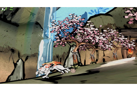 OKAMI HD PC Game Free Download