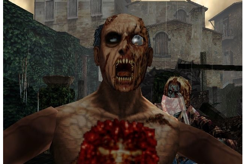 The House of the Dead 2 - Full Version Game Download ...