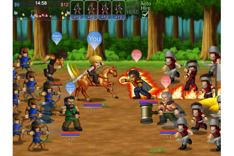 Hero fighter X for Android - Download APK free