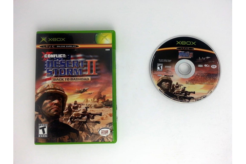 Conflict Desert Storm 2 game for Xbox | The Game Guy