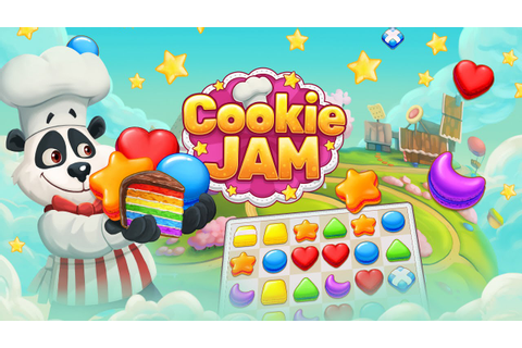 Cookie Jam - Download Free! - YouTube