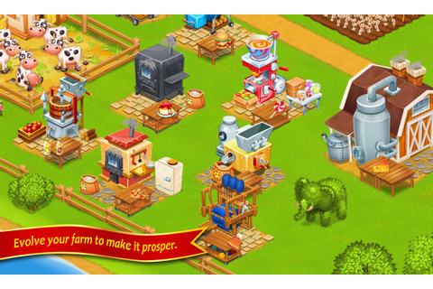 Farm Town:Happy City Day Story - Android Apps on Google Play