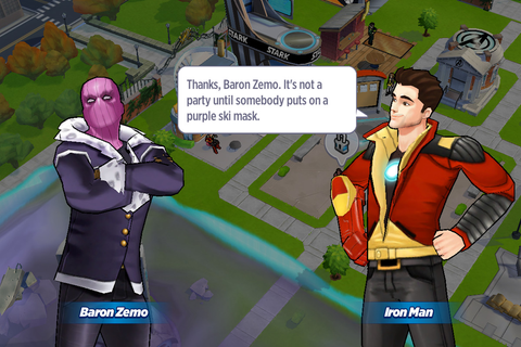 Marvel's Avengers Academy is more fun than it has the ...