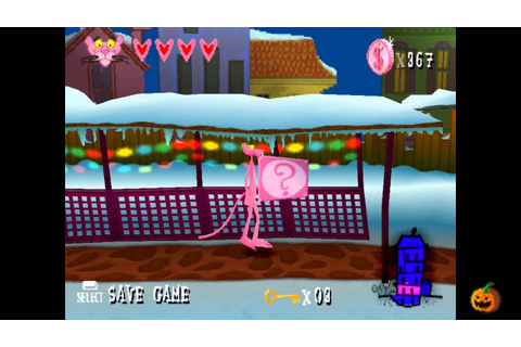 Pink Panther Pinkadelic Pursuit - gameplay comentado - YouTube