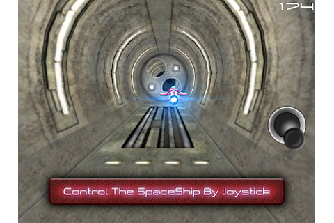 Tunnel Trouble - Space Jet 3D Games - Android Apps on ...