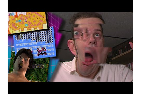 Game Glitches - Angry Video Game Nerd - Episode 92 - YouTube
