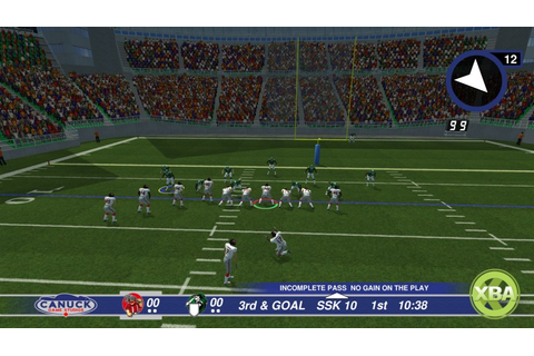 XboxAchievements.com - Canadian Football 2017 Screenshot 4 ...