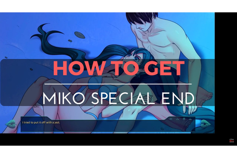 Everlasting Summer: How to Get Miku Special Ending - YouTube