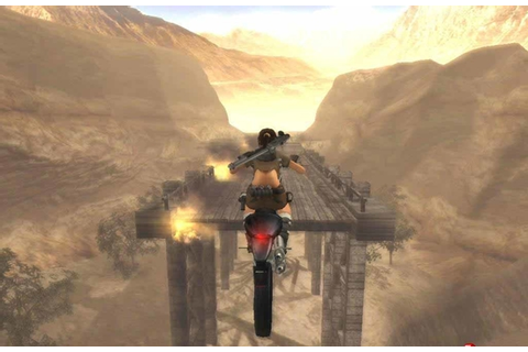 Tomb Raider Legend Game - Free Download Full Version For PC