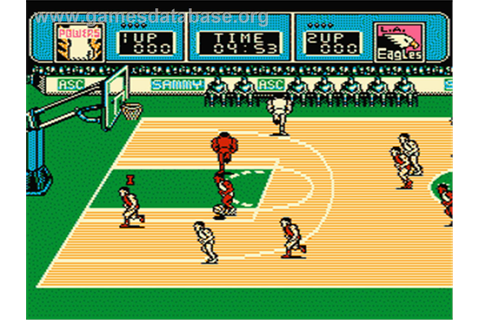 Ultimate Basketball - Nintendo NES - Games Database