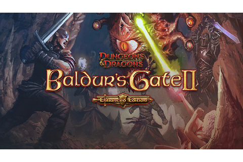 Baldur's Gate 2: Enhanced Edition - Download - Free GoG PC ...