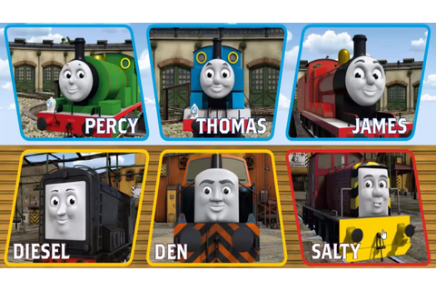 Thomas and Friends Best Games for Kids - Baby Video Thomas ...