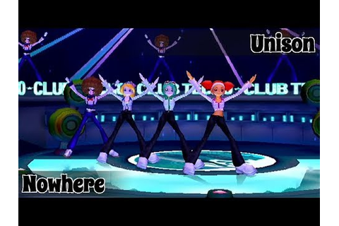 UNiSON: Rebels of Rhythm & Dance - Nowhere (Replay) - YouTube