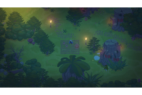 Moon Hunters Long Screenshot - Wolf Clan Village - YouTube