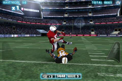 Backbreaker Football - AndroidTapp