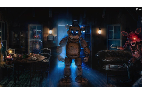 Five Nights at Freddy's AR: Special Delivery - Official ...