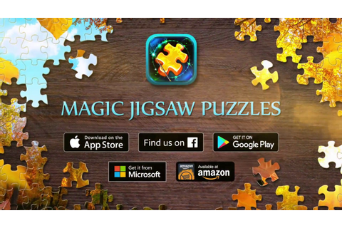 Magic Jigsaw Puzzles - Six Years and Running! - YouTube