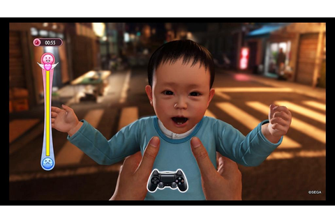 In Yakuza 6 You'll Be Able to Comfort a Baby and Punch a ...