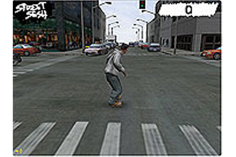 Street Sesh Game - Play online at Y8.com