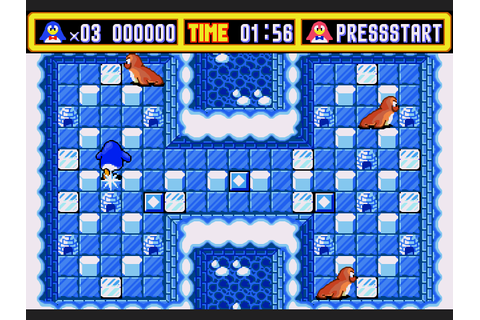 Pengo Download Game | GameFabrique