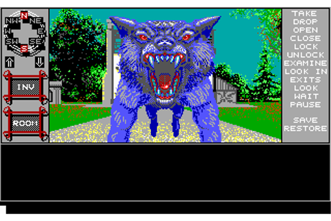 Personal Nightmare (1989) - Game details | Adventure Gamers