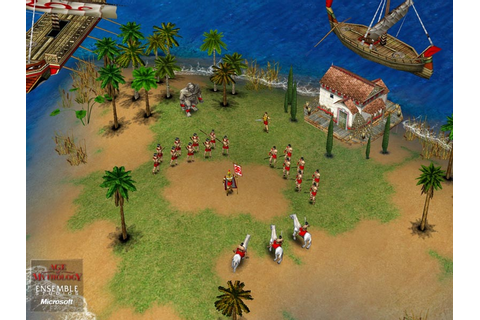 Games: Age of Mythology|NVIDIA