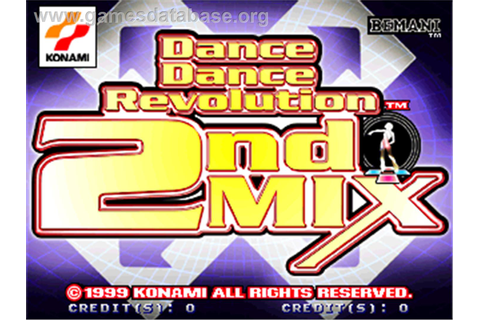 Dance Dance Revolution 2nd Mix - Arcade - Games Database