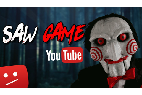 YOUTUBERS SAW GAME - YouTube