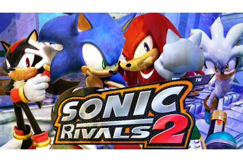 Sonic Rivals 2 on PPSSPP 1.3 (1920x1584 In Game Resolution ...
