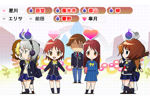 Tokimeki Memorial 4 / Characters - TV Tropes