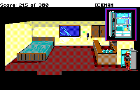 Codename: ICEMAN (1989) - Game details | Adventure Gamers
