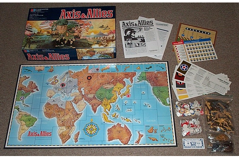 Do You Remember?: Axis & Allies