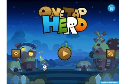 One Tap Hero™ review (iOS / Universal) | ArcadeLife : Life ...