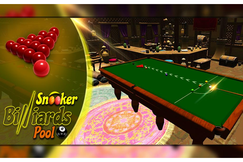World Snooker Championship Offline Ball Pool Game for ...