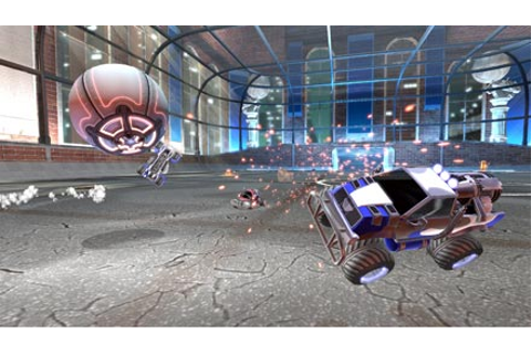 Supersonic Acrobatic Rocket-Powered Battle-Cars for PSN ...