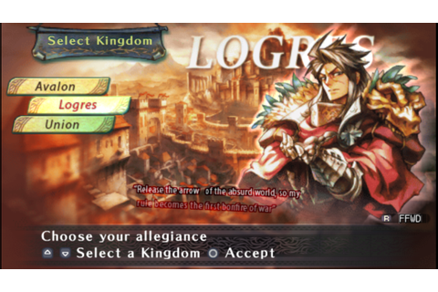 Grand Knights History (English Patch) ISO Free Download ...