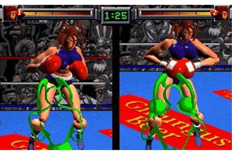 Total Knockout Boxing Download (1995 Sports Game)