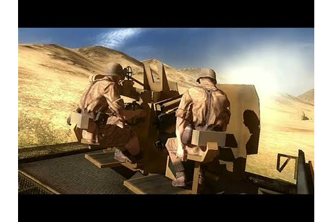 Theatre of War 2: North Africa 1943 PC Games Trailer - GC ...