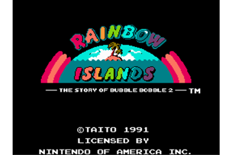 Rainbow Islands - The Story of Bubble Bobble 2 (USA) ROM